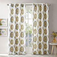 Intelligent Design Elise Printed Curtain