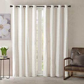 Madison Park 1-Panel Yvette Velvet Window Curtain