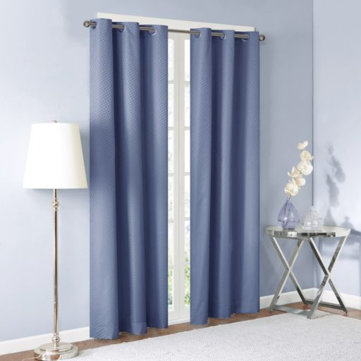 Madison Park Essentials 2-pack Tira Room Darkening Window Curtains
