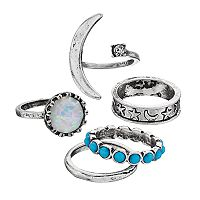 Celestial Ring Set