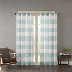 Urban Habitat 1-Panel Chapin Yarn Dyed Window Curtain