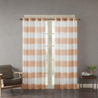 Urban Habitat Chapin Yarn Dyed Window Curtain