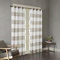 Urban Habitat Chapin Yarn Dyed Curtain