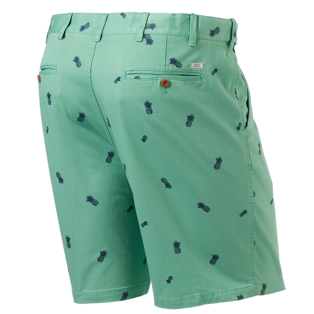 Big & Tall IZOD Beachtown Classic-Fit Shorts