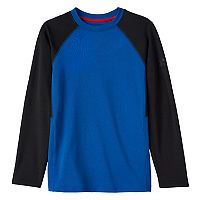 Boys 8-20 ZeroXposur Fleece-Lined Colorblock Tee