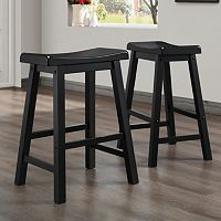 HomeVance 2-pc. Counter Stool Set