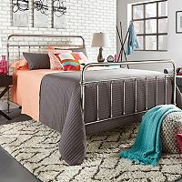 HomeVance Alaina Metal Bed