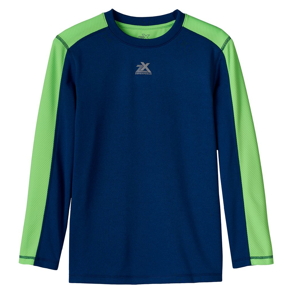 Boys 8-20 ZeroXposur Concorder Fleece-Lined Tee