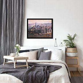 "Americanflat ""Manhattan Freedom"" Framed Wall Art"