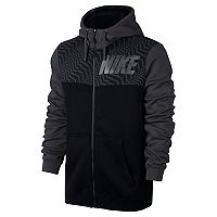 Men's Nike Colorblock Fleece Hoodie