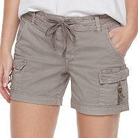 Women's SONOMA Goods for Life™ D-Ring Utility Shorts