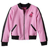 Girls 4-6x DreamWorks Trolls Poppy Bomber Jacket
