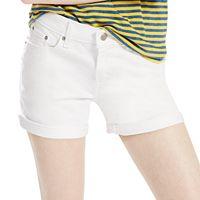 Women's Levi's Mid-Length Jean Shorts
