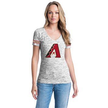 Women's Arizona Diamondbacks Space-Dyed Tee