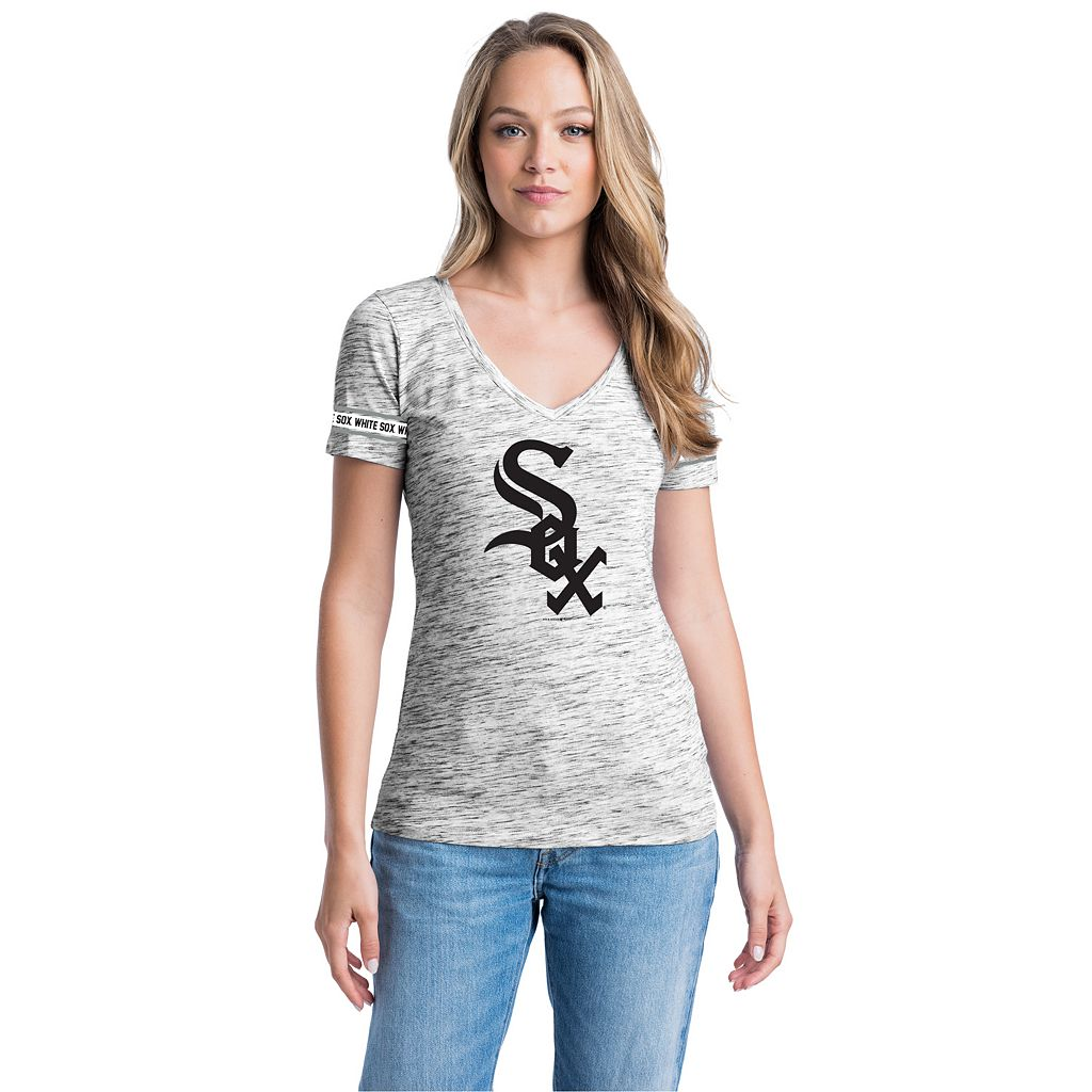 Women's Chicago White Sox Space-Dyed Tee