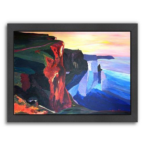 "Americanflat ""Moher"" Framed Wall Art"