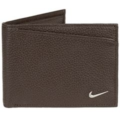 Men's Nike Leather Passcase Wallet