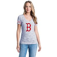 Women's Boston Red Sox Space-Dyed Tee