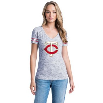 Women's Minnesota Twins Space-Dyed Tee