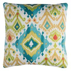 Rizzy Home Lavezzi Geometric Indoor Outdoor Throw Pillow