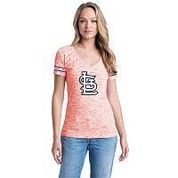 Women's St. Louis Cardinals Space-Dyed Tee