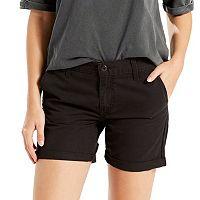 Women's Levi's® Classic Boyfriend Shorts