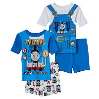 Toddler Boy Thomas the Tank Engine 4-pc. Pajama Set