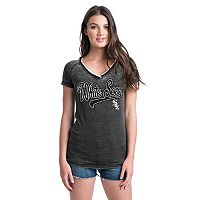 Women's Chicago White Sox Burnout Tee