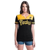 Women's Pittsburgh Pirates Jersey Tee