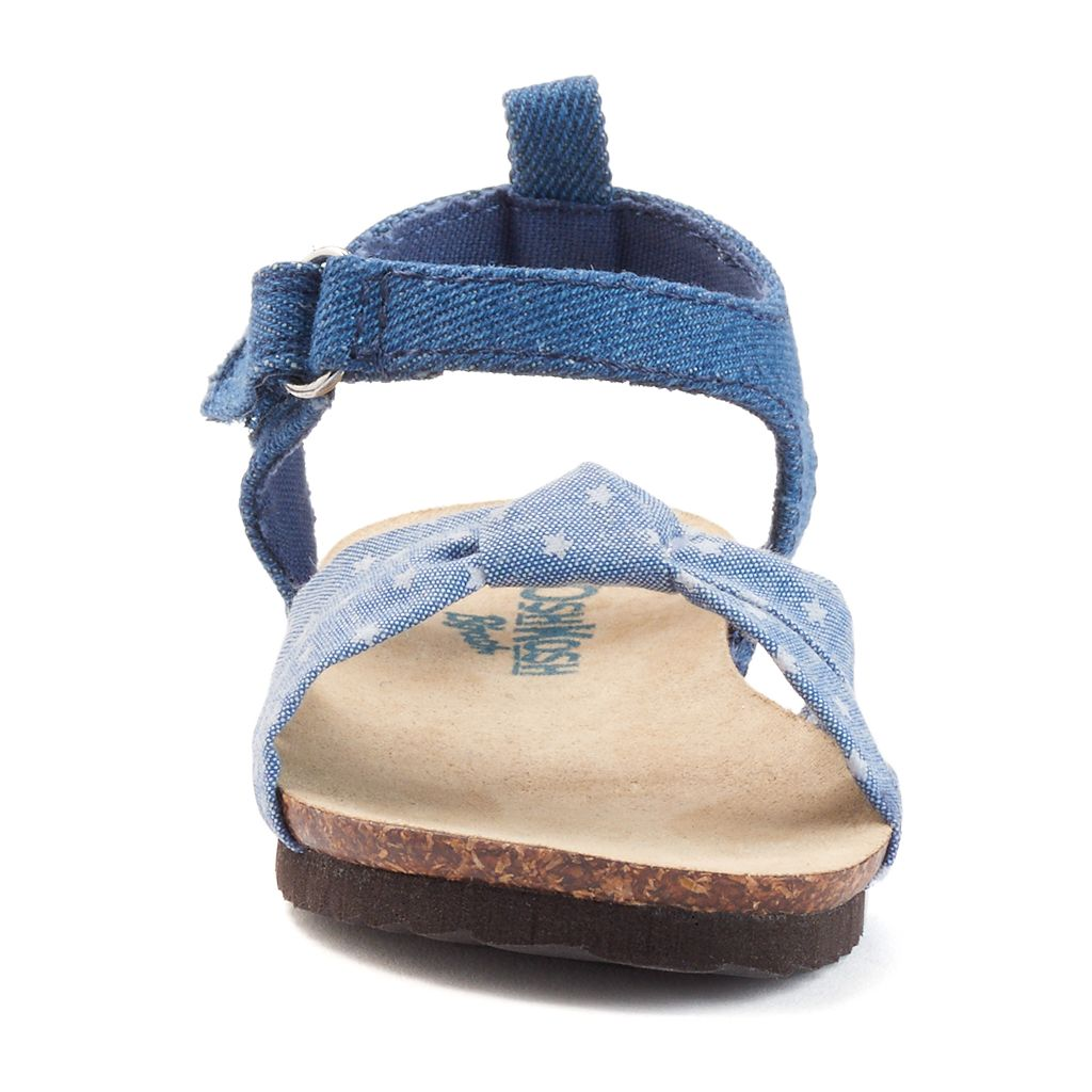 OshKosh B'gosh® Sage Toddler Girls' Sandals