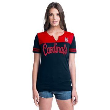 Women's St. Louis Cardinals Jersey Tee