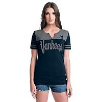 Women's New York Yankees Jersey Tee