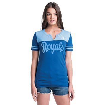 Women's Kansas City Royals Jersey Tee