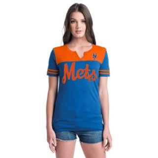 Women's New York Mets Jersey Tee