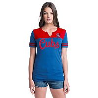 Women's Chicago Cubs Jersey Tee