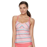 Women's adidas Strike A Pose Tankini Top