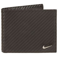Men's Nike Leather Bifold Wallet