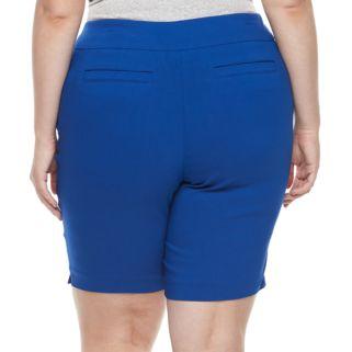 Plus Size Apt. 9® Millennium Bermuda Shorts