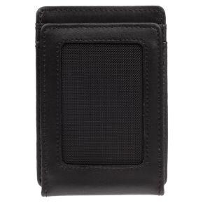 Men's Nike Leather Magnetic Front-Pocket Wallet