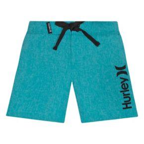 Baby Boy Hurley Logo Boardshorts