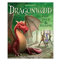 Dragonwood: A Game of Dice & Daring by Gamewright