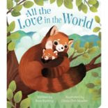 Cottage Door Press All the Love in the World Board Book