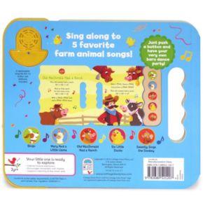 """""""Baa Baa Llama Llama Ding Dong"""" Farm Songs Book"""