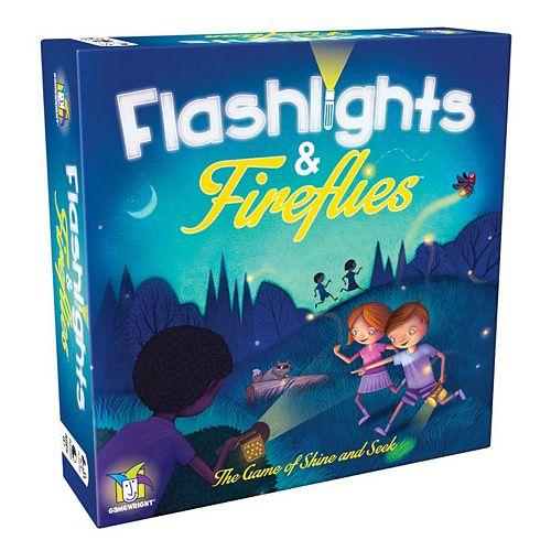 Flashlights & Fireflies by Gamewright
