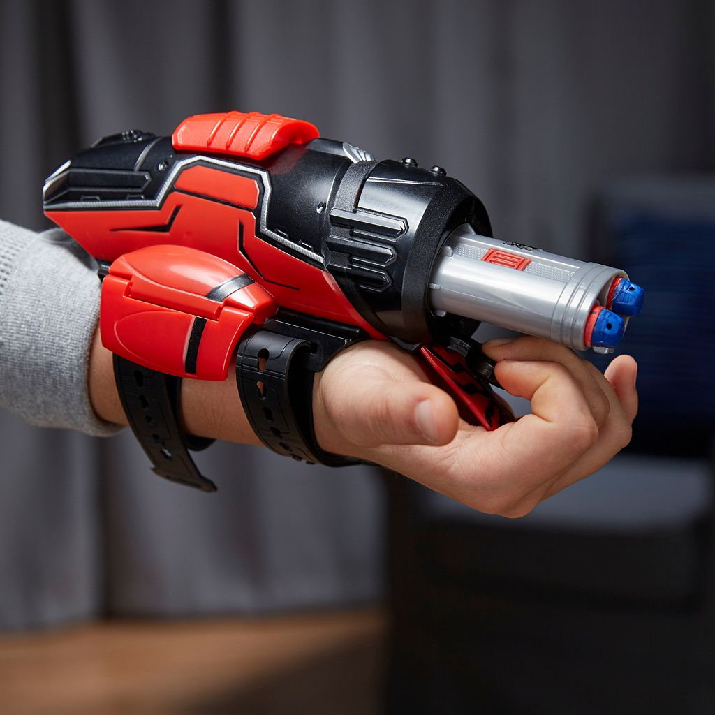 Marvel Spider-Man: Homecoming Rapid Reload Blaster