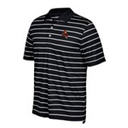Men's adidas Arizona State Sun Devils Textured Golf Polo