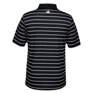 Men's adidas Indiana Hoosiers Textured Golf Polo