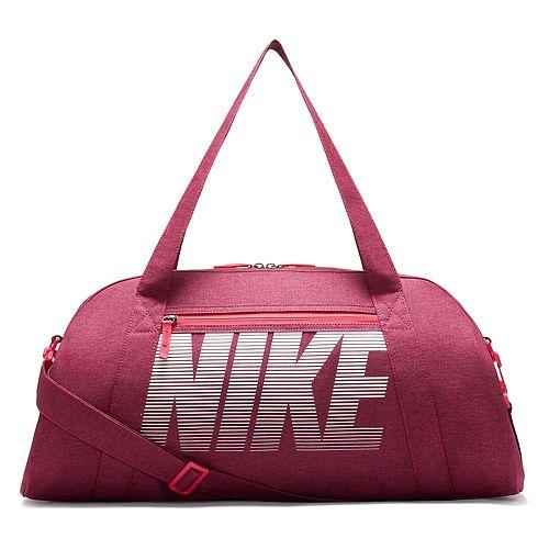 3e21d9342edf NWT Nike Womens 22-Inch Gym Club Duffel Bag Pink Rush Polyester ...