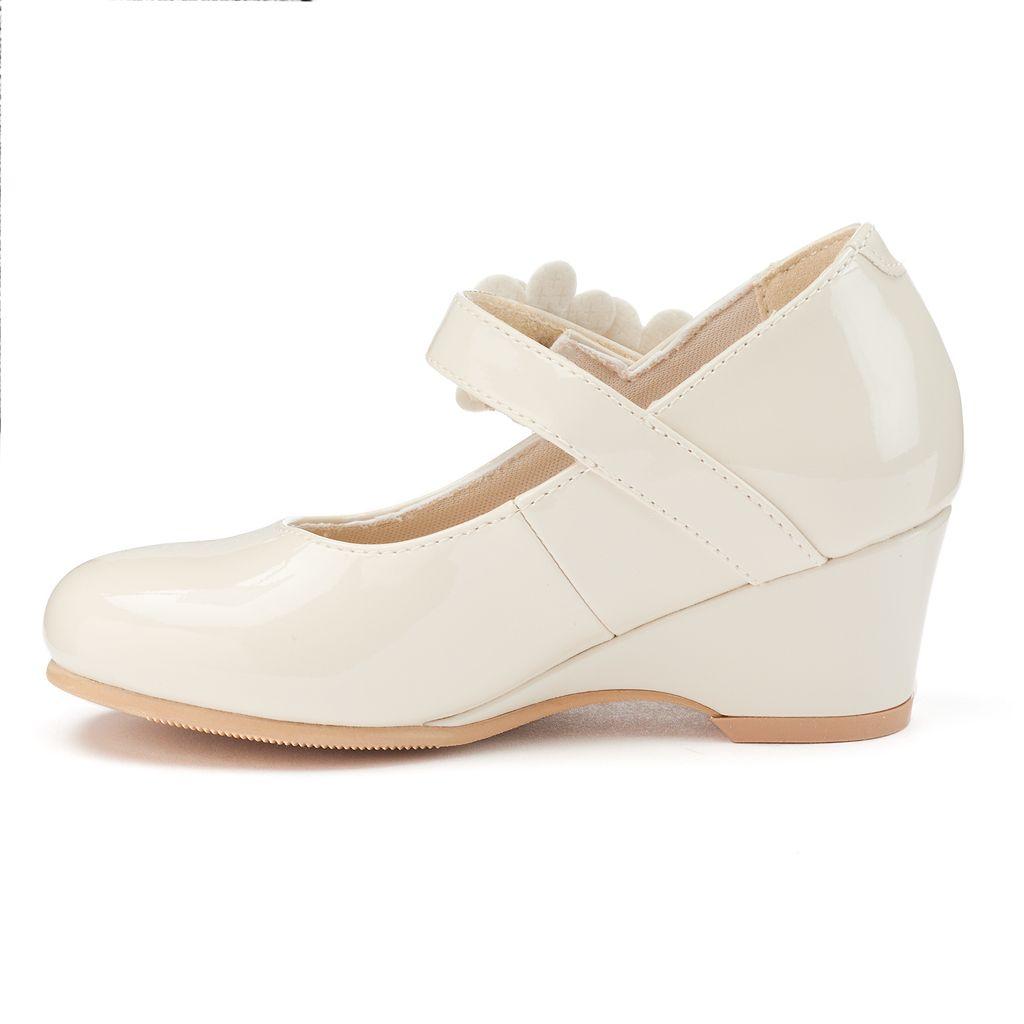 Rachel Shoes Chantel Girls' Dress Heels