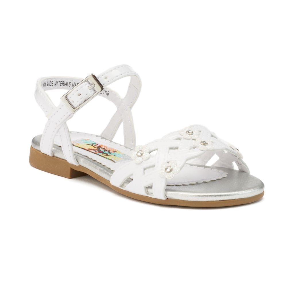 Shoes Lil Julianne Toddler Girls' Dress Sandals